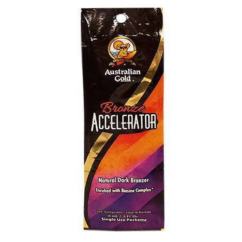 Bronze Accelerator 15ml - Australian Gold - Single Serving Packs - Australian Gold