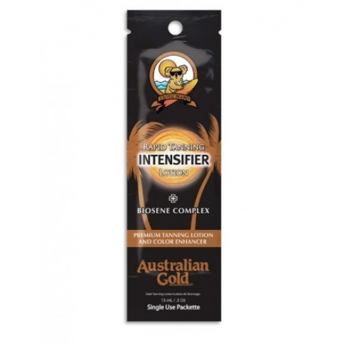 Rapid Tanning Intensifier 15ml - Australian Gold - Single Serving Packs - Australian