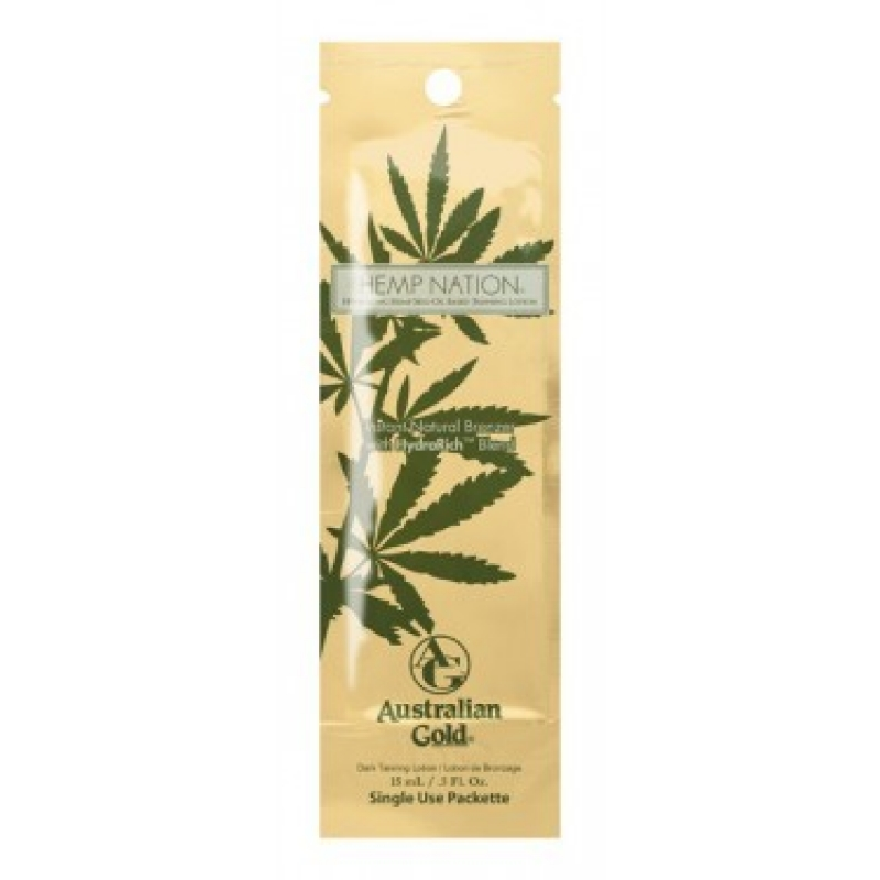 Hemp Nation Natural Bronzer 15ml - Australian Gold