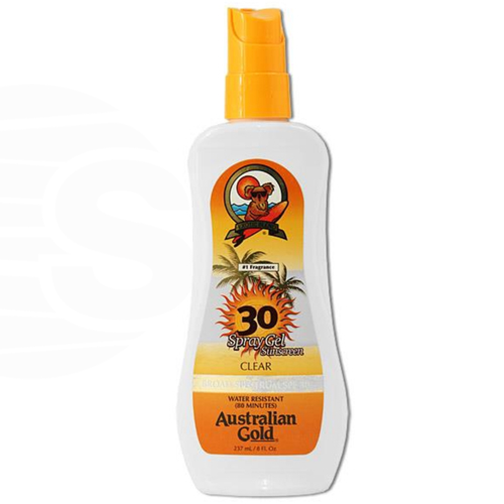 Australian Gold SPF 30 Spray Gel - sunmarket
