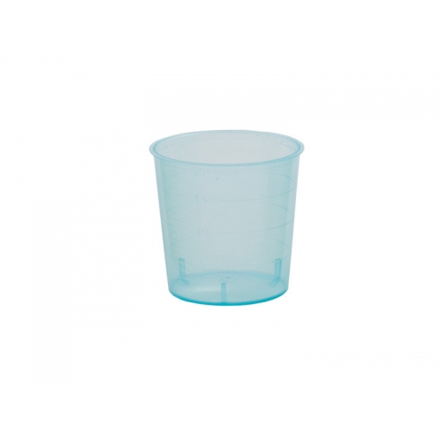 Cups to shot glasses cosmetic (Blister pack 80 cups) - sunmarket