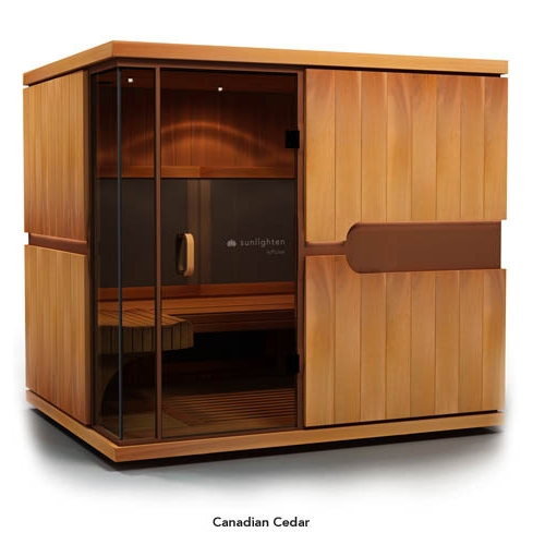 Sauna MPulse EMPOWER Cedro - Saunas - Sunlighten