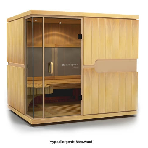 Sauna MPulse EMPOWER Linden - Saunas - Sunlighten