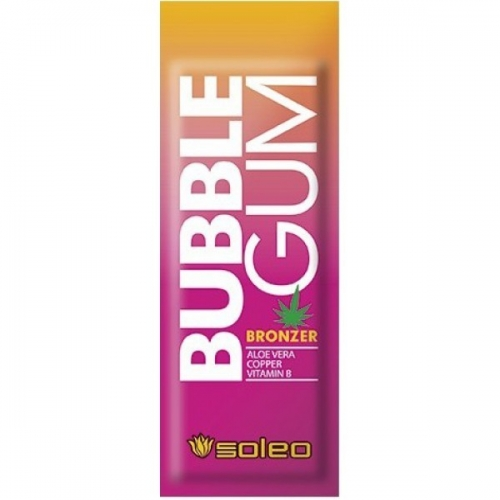 Bubble Gum 15ML - Soleo - Seule Portion Packs - Soleo