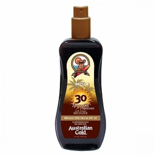 Australian Gold SPF 30 Spray Gel Bronzer