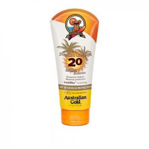 Australian Gold Premium Coverage SPF 20 Lotion