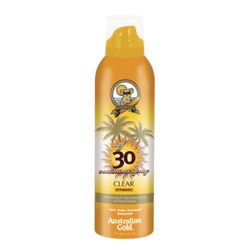 Australian Gold - Premium Coverage SPF 30 Cont Spray -