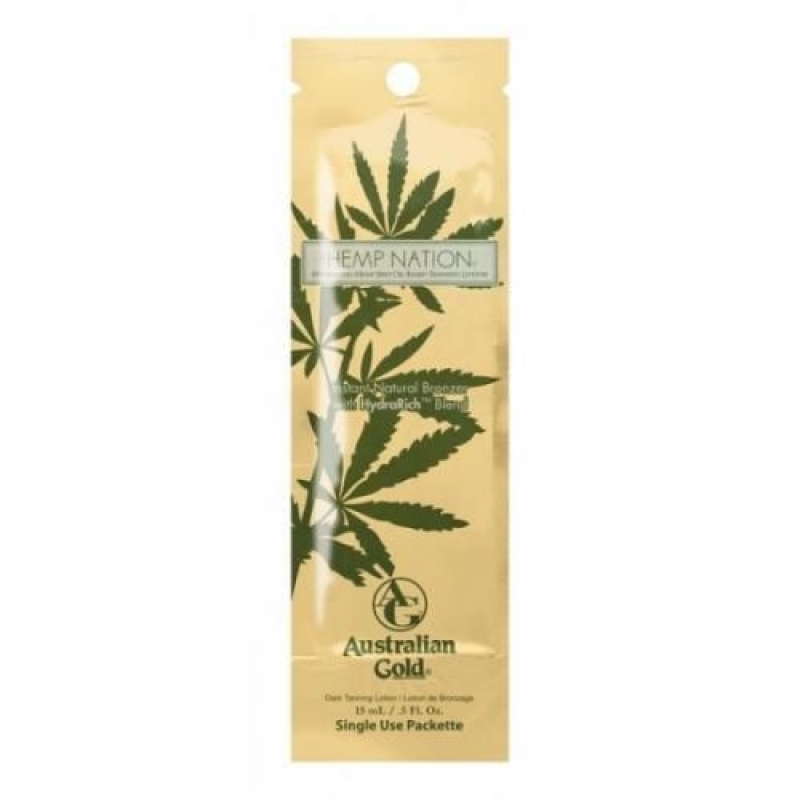 Hemp Nation Intensifier 15ml - Australian Gold