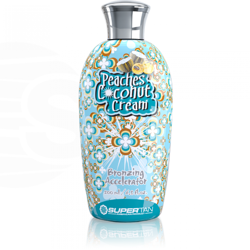 Supertan Peaches Coconut - Supertan - Supertan