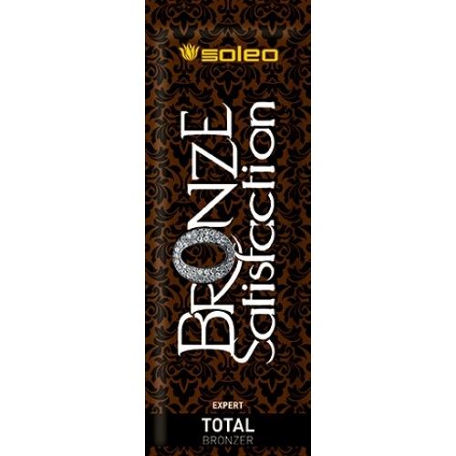 Bronze Satisfaction Total 15ml - Soleo - deshabilitados - Soleo