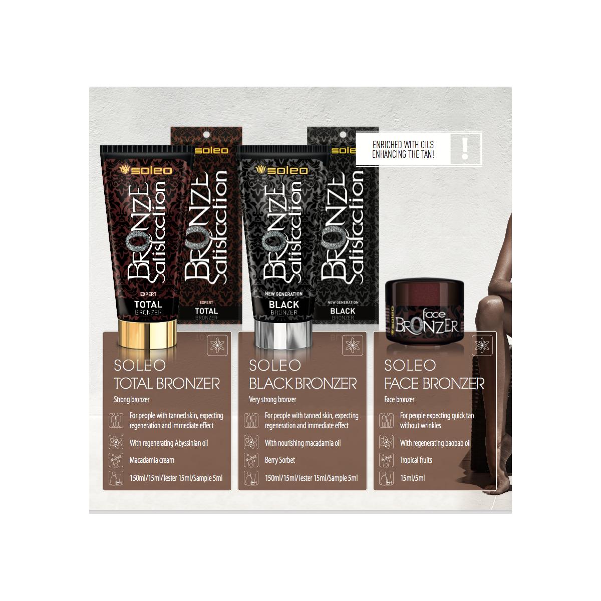 Bronze Total Satisfaction - Soleo