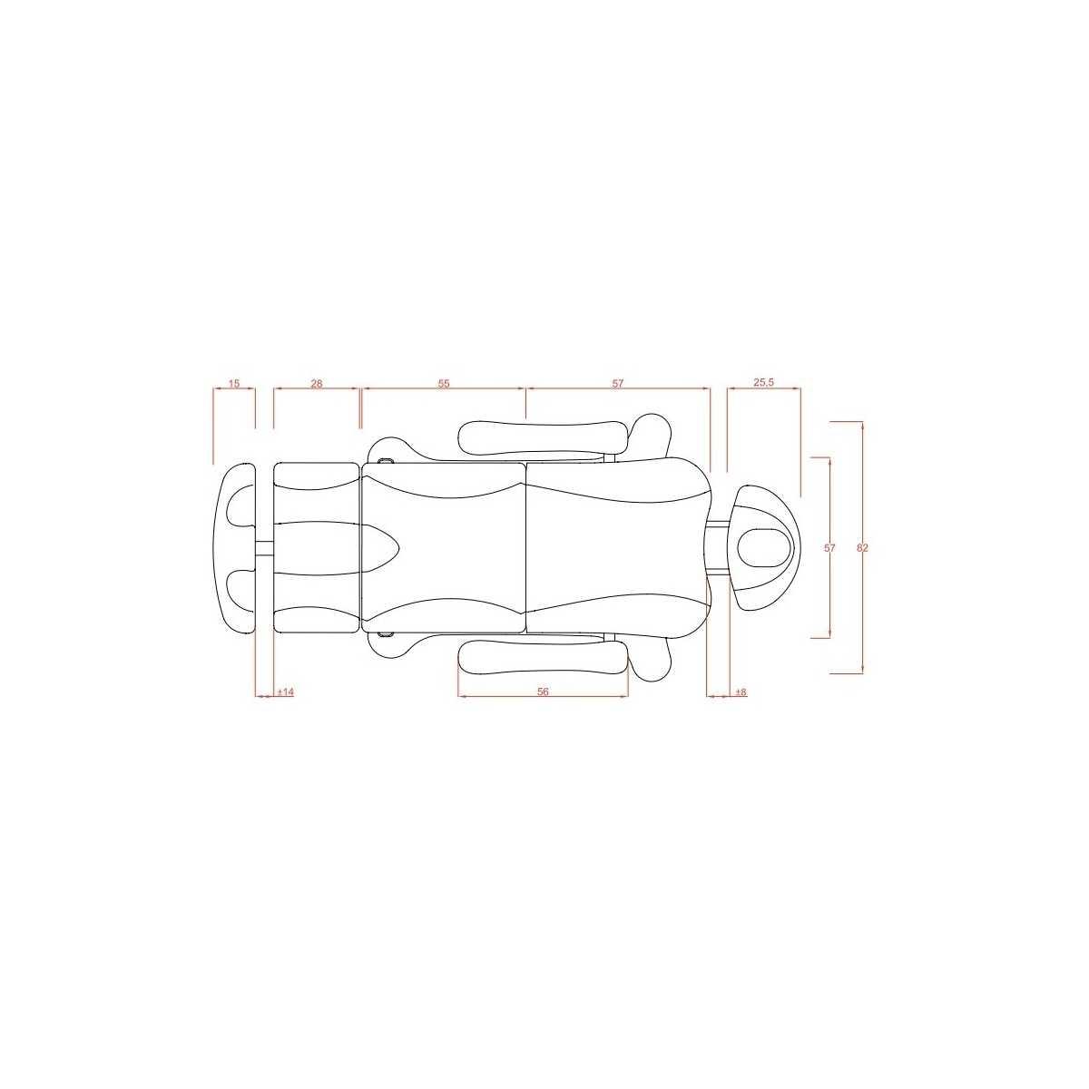 Lettino potere Supreme Plus - Lettino elettrico - Weelko