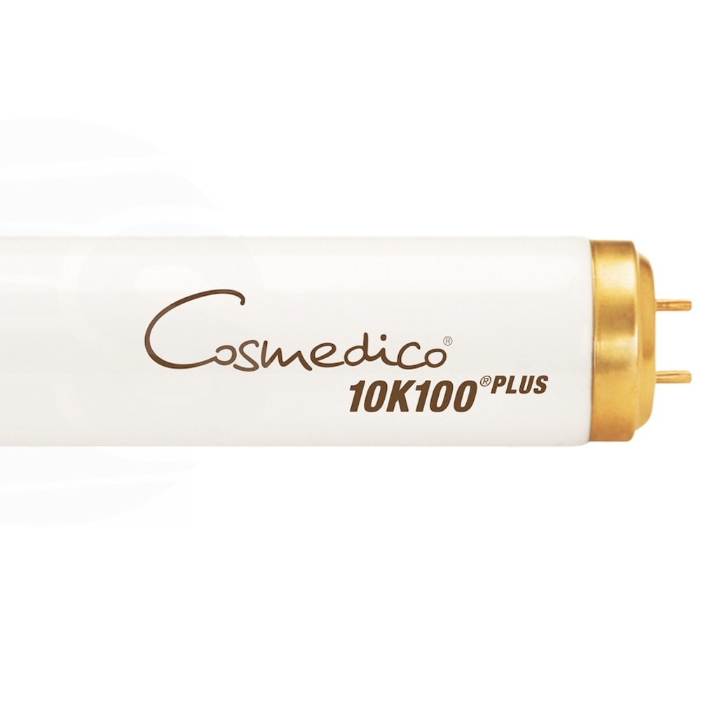 50x Tubes 160W 1000 hours Cosmedico 10K100PLUS S2(primers Free) - UV Tubes EU -