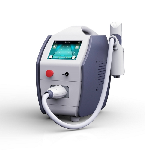 Laser Q-Switched Not the+Tattoo® removal of tattoos Dual (1064nm & 532nm) Exposure i-Medstetic