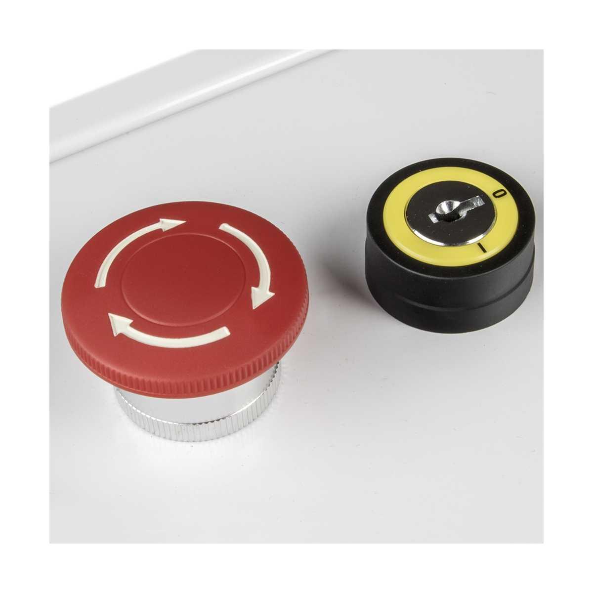 Pressoterapia 3 in 1 Digital Premium con Electroestimulacion e Sauna V. 3.0 -