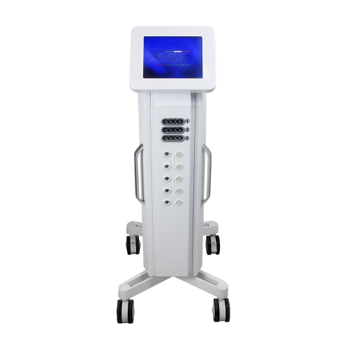 Pressotherapy + Electrostimulation + Sauna 3 in 1 Digital