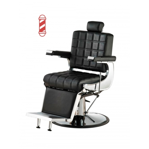 Barber armchair Asher - Barber Chairs - Weelko