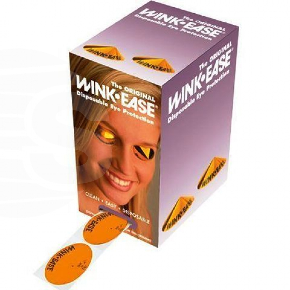 Wink ease 300 pairs disposable Glasses (Roll) New Format - Goggles - Wink-ease