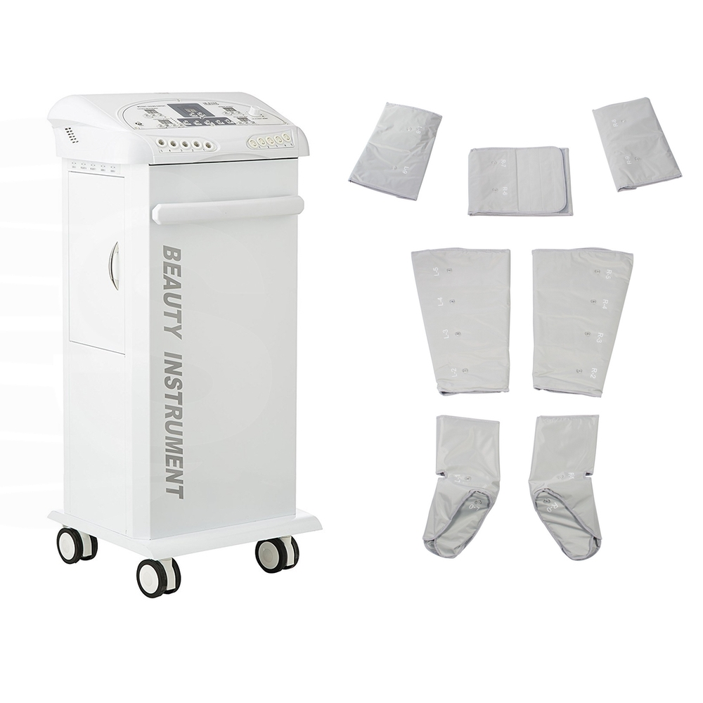 Pressotherapy 3 in 1, Professional with Electrostimulation and sauna see.2.0 i-Medstetic