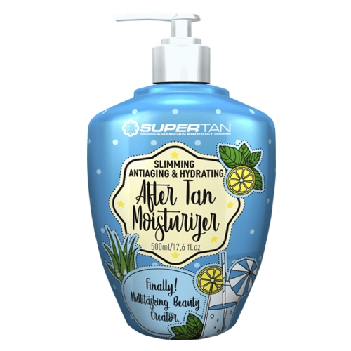 Supertan AfterTan Moisturizer 500ml - AfterSun - Supertan