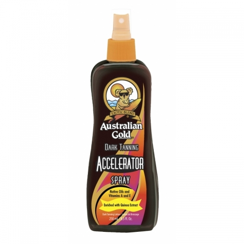 Accelerator Spray - Australian Gold