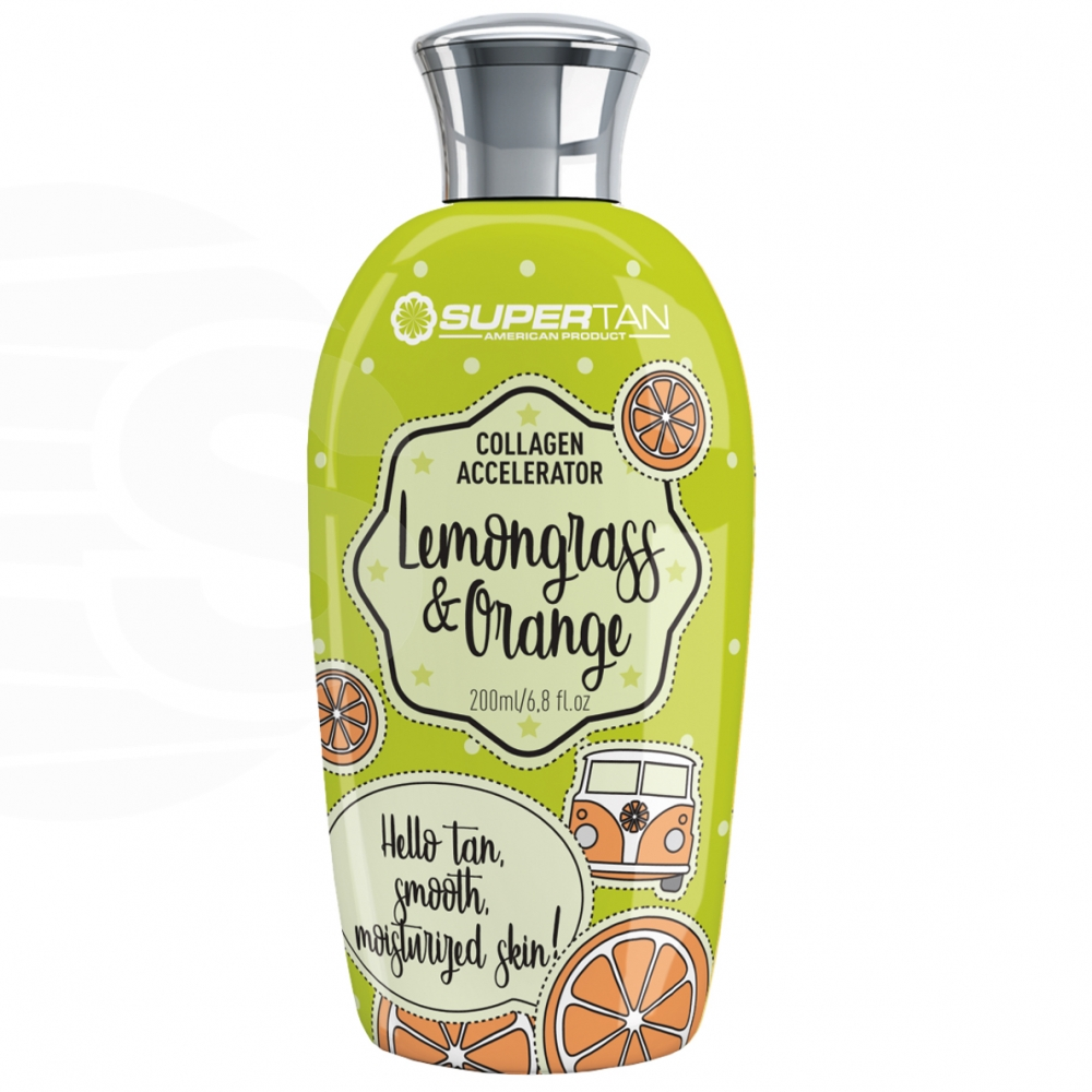 Supertan Lemongrass & Orange Supertan