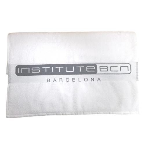 Serviette Blanc 50 x 100 cm (petit)